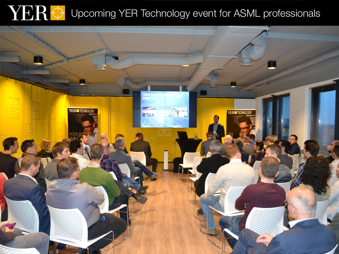 New Technology event for ASML professionals
