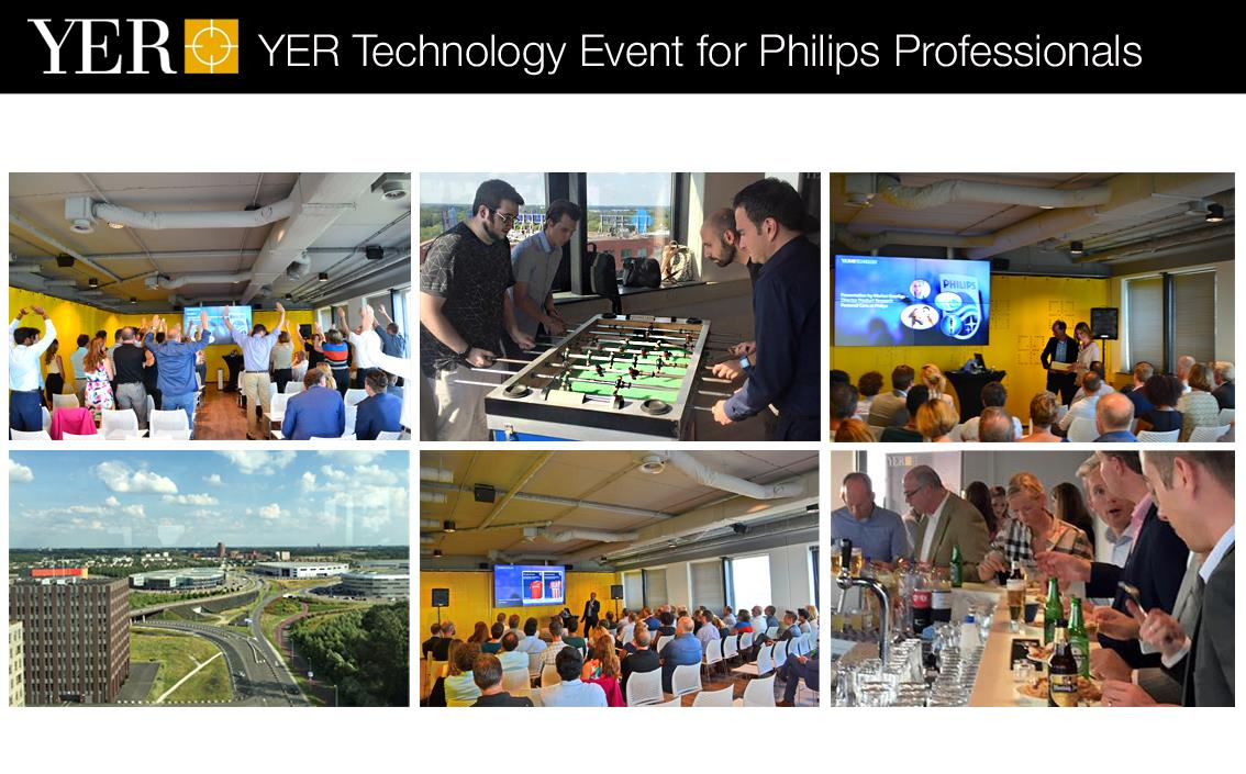 Highlights Technology Event for Philips Professionals