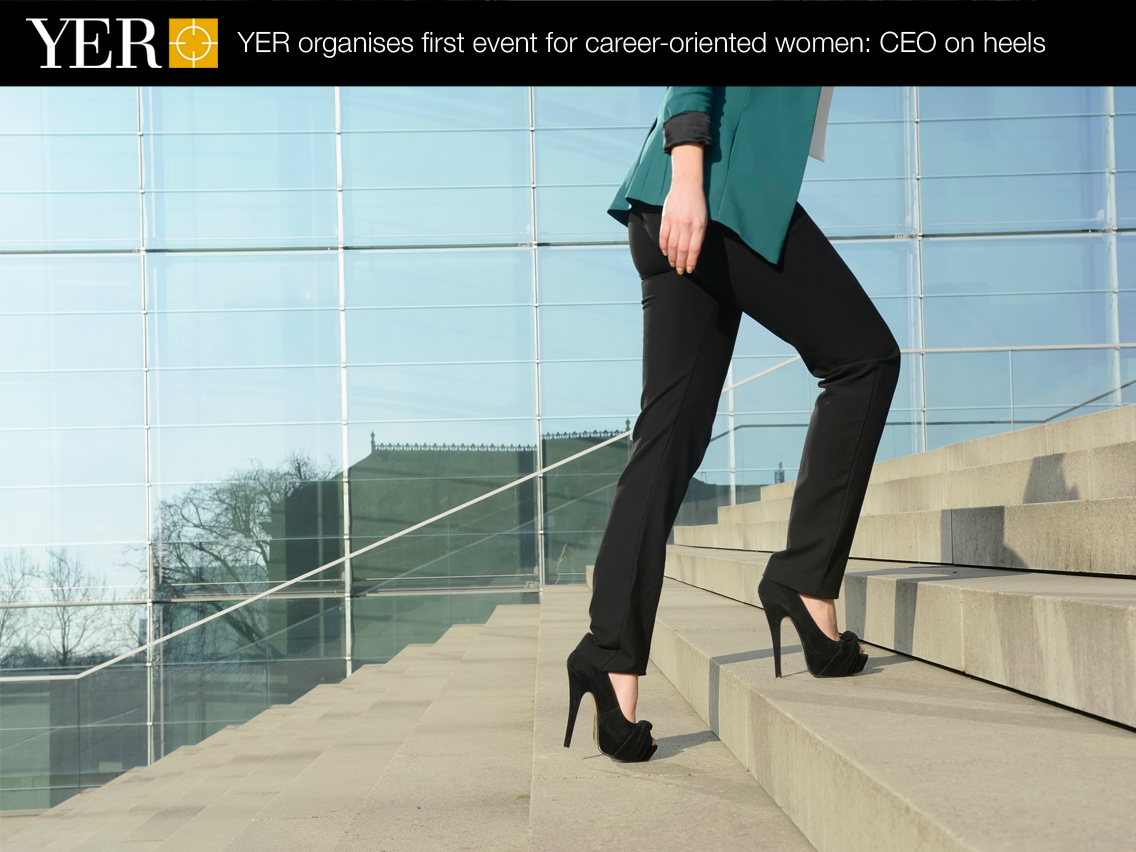 YER organises first event for career-oriented women: CEO on heels