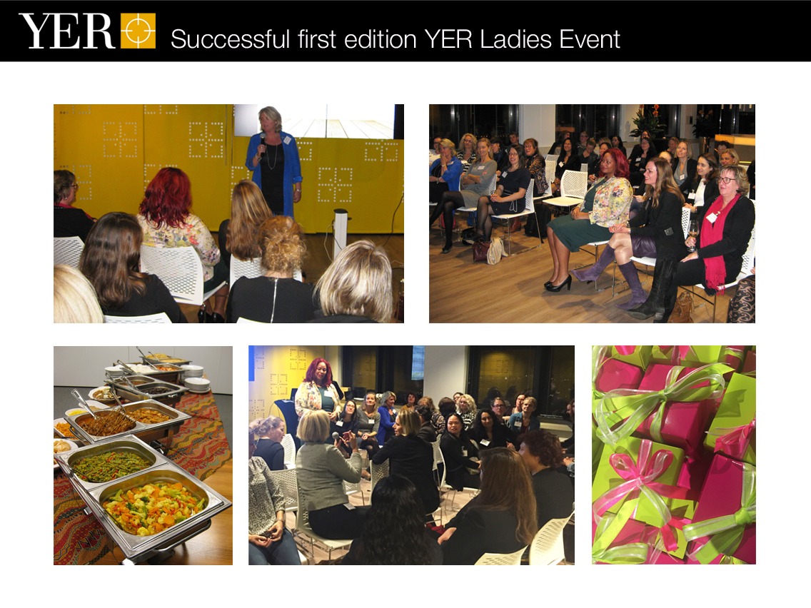 Successful first edition YER ladies Event