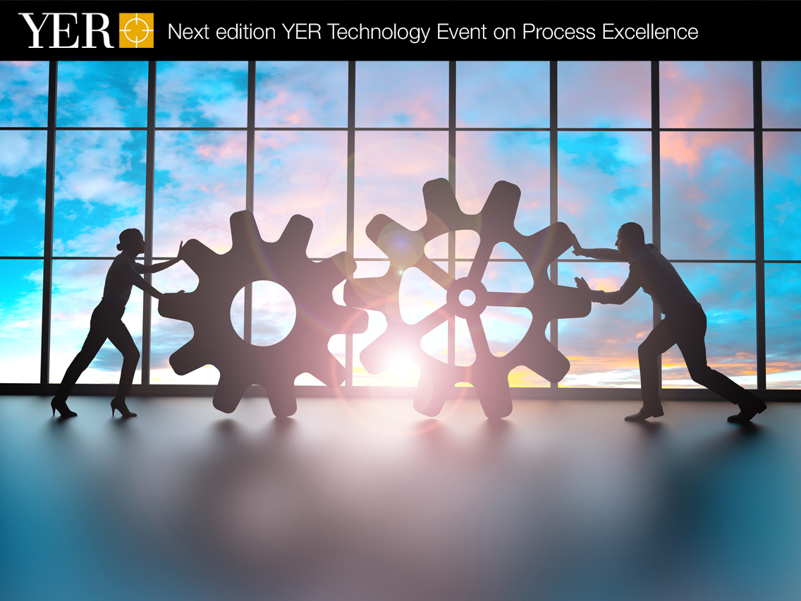 Next edition YER Technology Event on Process Excellence