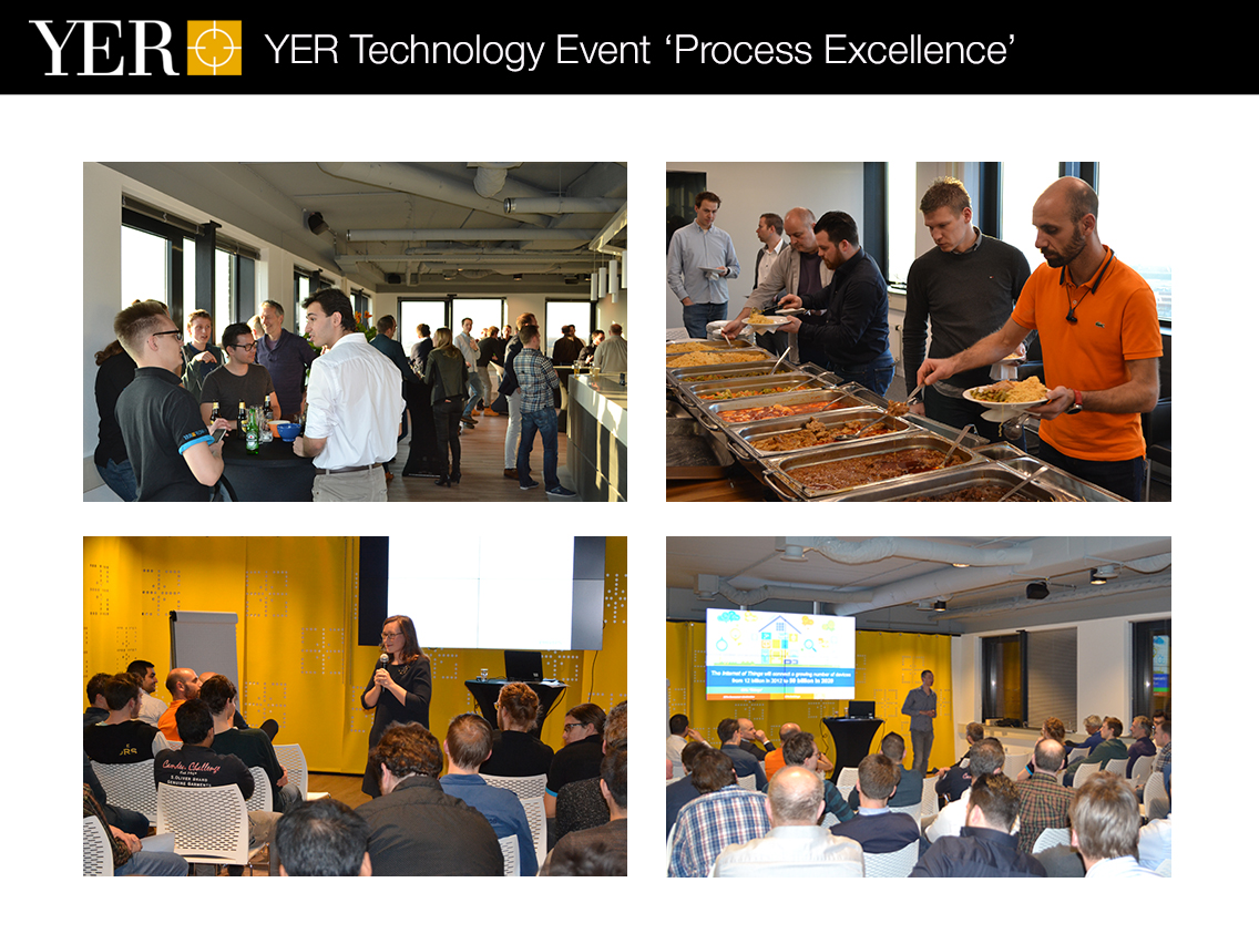 YER Technology Event about Process Excellence