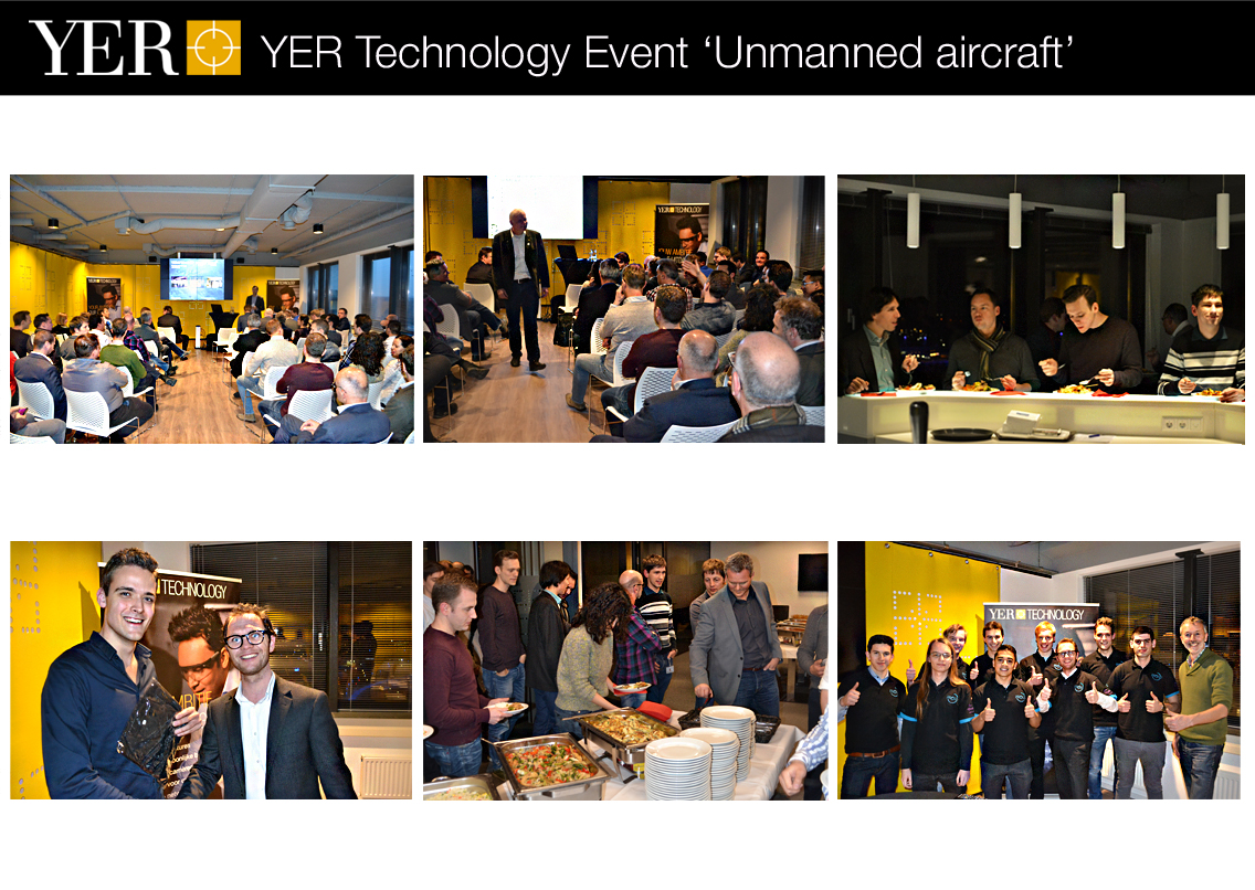 YER Technology Event dedicated to unmanned aircraft